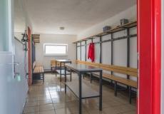 Sveti Martin_football_Polet_locker room